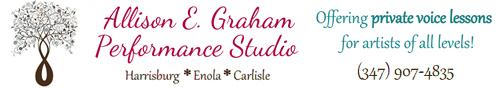 Allison E. Graham Performance Studio