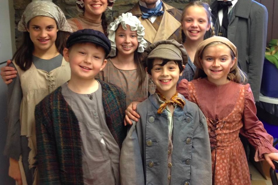 Newsies Tour Auditions
