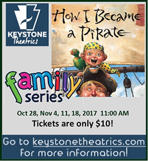 Keystone Pirate ad